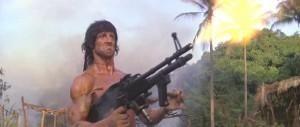Rambo II M60
