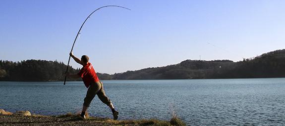 Introdução sobre pescaria