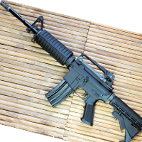 Rifle Fuzil AEG Airsoft M4a1