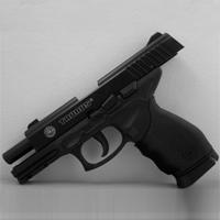 Pistola Airsoft 24/7