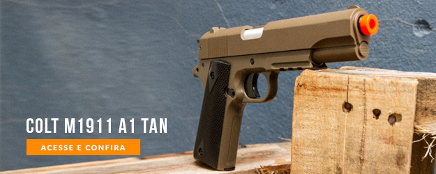 airsoft-m1911-colt-a1-tan-preta-pistola-ventureshop