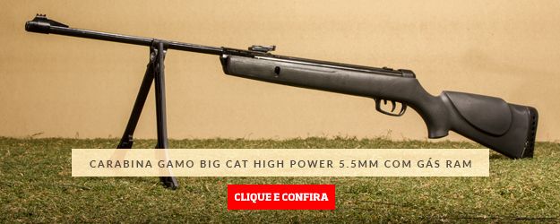 carabina de pressão gamo big cat high power 5.5mm review ventureshop
