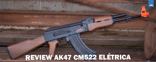 Rifle de Airsoft AK47 CM522 Review VentureShop