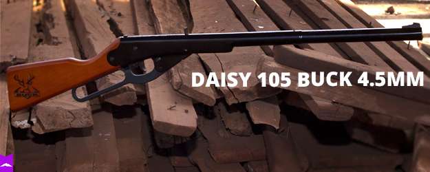 daisy 105 buck 4.5mm ventureshop