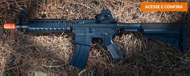 M4A1 AEG RIS CQB VentureShop