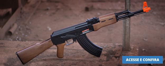 Rifle Airsoft AK47 CM522 VentureShop