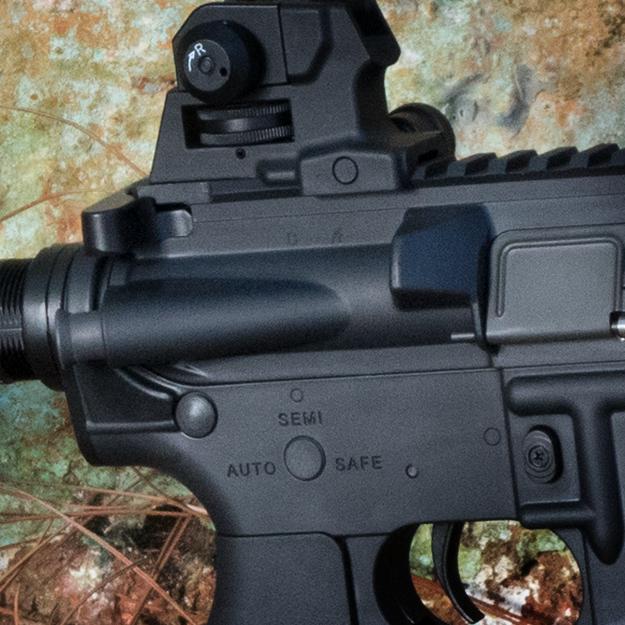 M4A1 AEG RIS CQB Blog Ventureshop