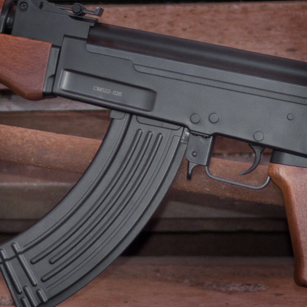 RIFLE AIRSOFT AK47 CM522 MAGAZINE VENTURESHOP