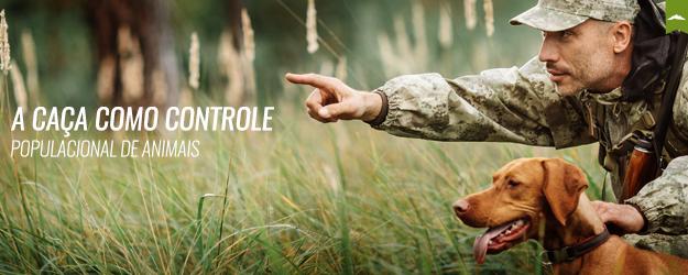 caça como controle populacional