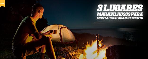 melhores lugares para acampar