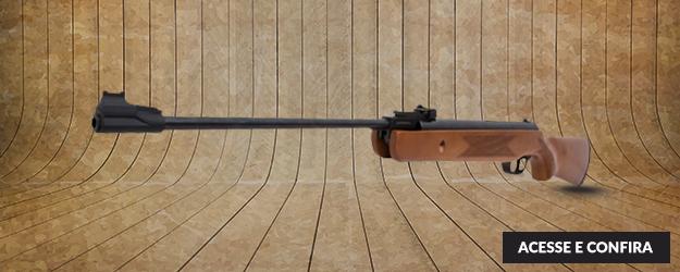 carabina b11 madeira