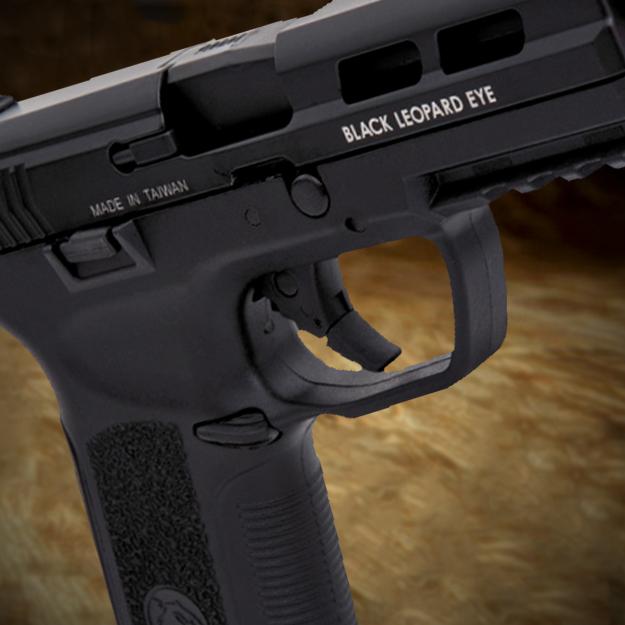 BLE-006-SB XAE Black - ICS