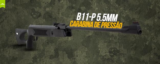 Carabina de Pressão B11-P 5.5mm