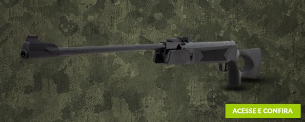Carabina de Pressão B11-P 5.5mm - SPA