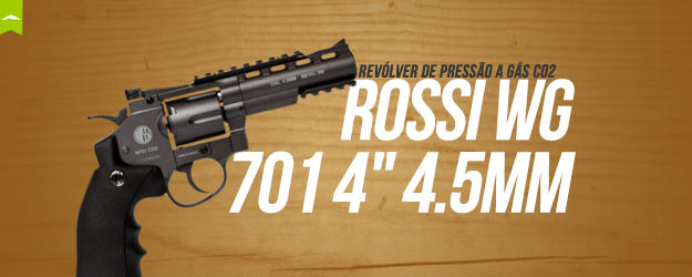 Revolver de Pressao WG 701 Rossi