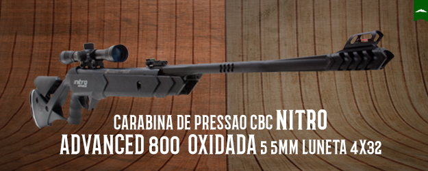 nitro advanced 800